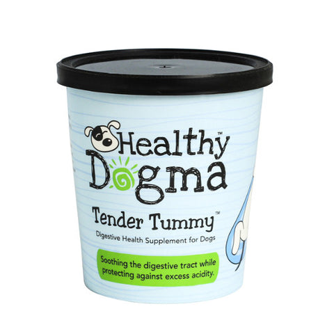 healthy dogma Tender Tummy Digestive Supplement for dogs
