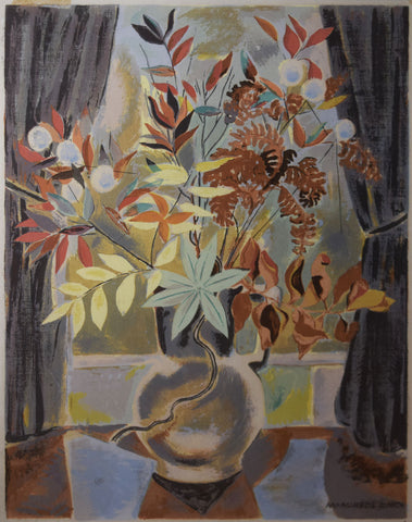 Marguerite Zorach (1887-1968), Autumn Colors