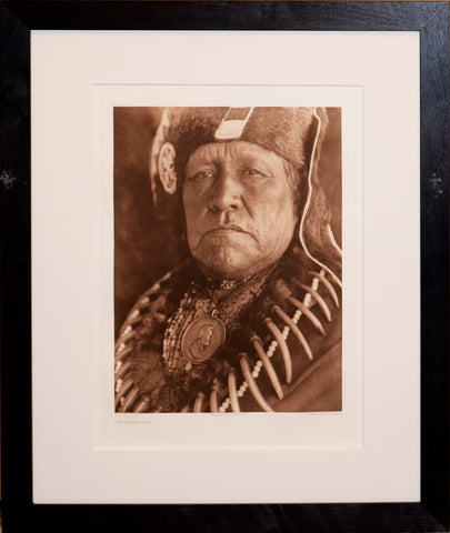 Edward S. Curtis  (1868-1952), Pl 679, Old Eagle Oto