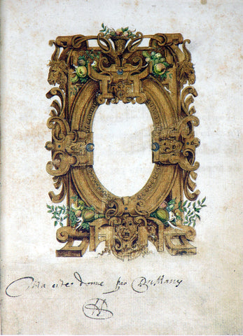 Jacques le Moyne de Morgues (French, ca. 1533-1588), Frontispiece