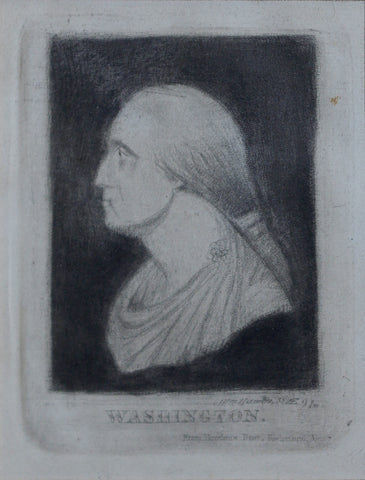 William Hamlin, from Howdan's Bust, Washington