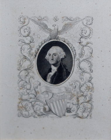 Unknown, George Washington, Born Feb. 22nd1732, Died Dec. 14th 1799