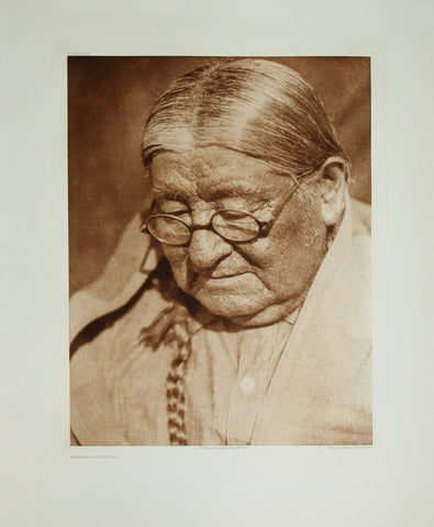 Edward S. Curtis  (1868-1952), Henry Wichita, Pl. 656