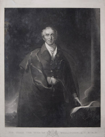 John Lilley, His Grace the Duke of Wellington