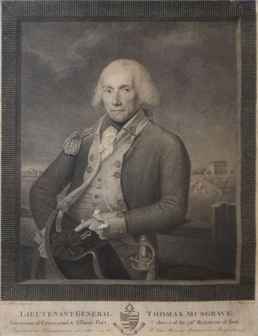 L. Abbot, after the painting in 1786, Lieutenant General Thomas Musgrave