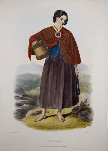 Robert Ronald McIan (1803-1856), Mac Nicol