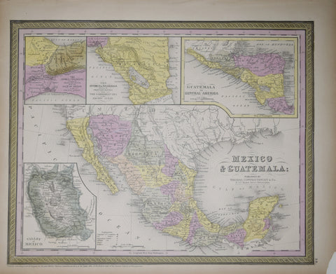 Thomas Coperthwait & Co., Mexico & Guatemala