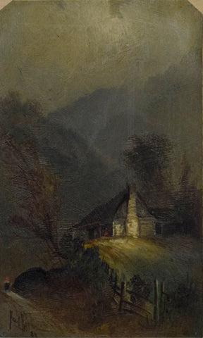 Paul Brown, Virginia Cabin