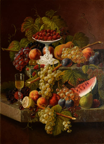 Paul Lacroix (1827-1869), Tabletop Still Life