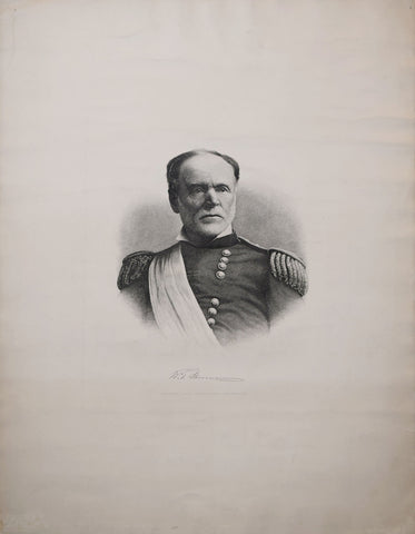 C. B. Hall, W. T. Sherman [William Tecumseh Sherman]