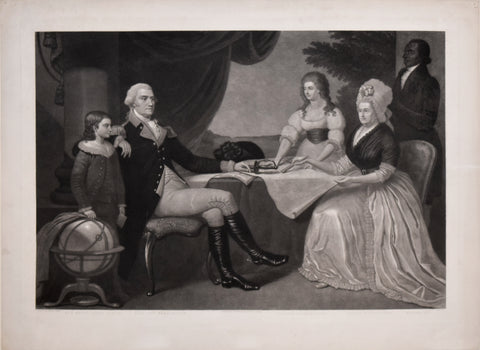 Edward Savage (1761-1817), after, George Washington Parke Custis...