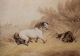 Samuel Howitt (British, 1756-1822), The Horse and the Wild Boar