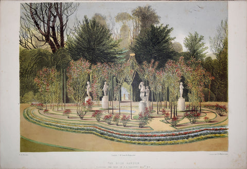E. Adveno Brooke (fl. 1844-1864), The Rose Garden