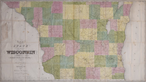 Increase A. Lapham (1811-1875),  State of Wisconsin
