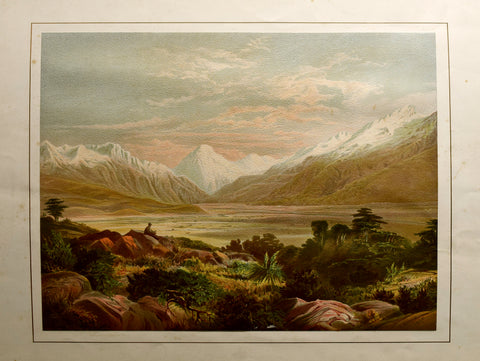 John Gully (1819-1888), The Valley of the Wilkin, from Huddlestone's Run