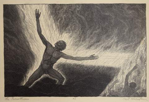 Carl Hoeckner (1883-1972), The Prometheus #5