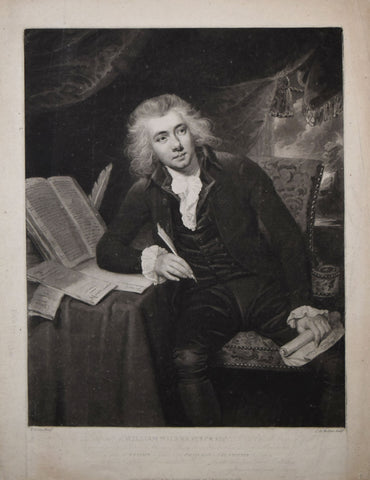 C.H. Hodges engraver, After John Rising (1753 - 1817), William Wilberforce Esq.