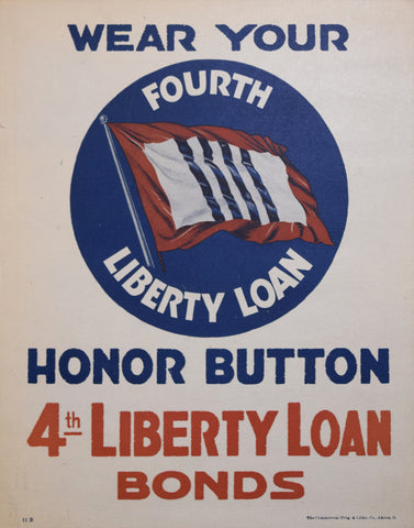 United States Department of the Treasury, Wear Your Honor Button