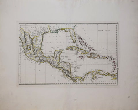Matthew Carey (1760-1839), West Indies