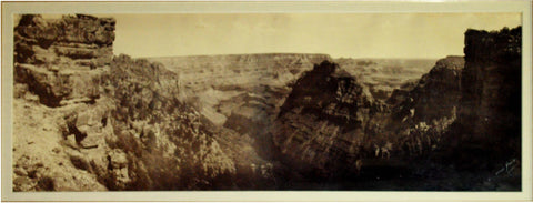 William Jackson (1843-1942), Grand Canyon of the Colorado
