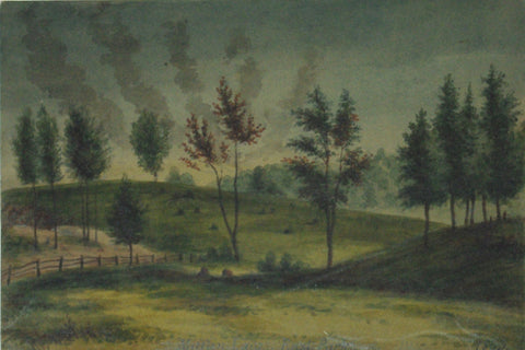 August Kollner (American, active 1838–72), Mifflin Lane. East Park. 1863. [Fairmount Park, Philadelphia]