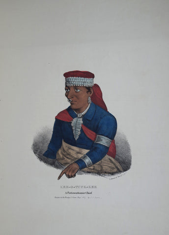 James Otto Lewis (1799-1858), Kee O Tuck Kee