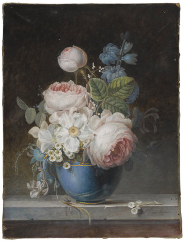 Jean Louis Prévost (c. 1760-1810), A Bouquet of Flowers
