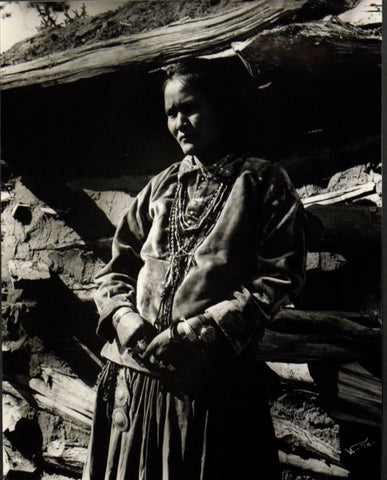 Harry Vroman (American, 1889-1983), Navajo Woman