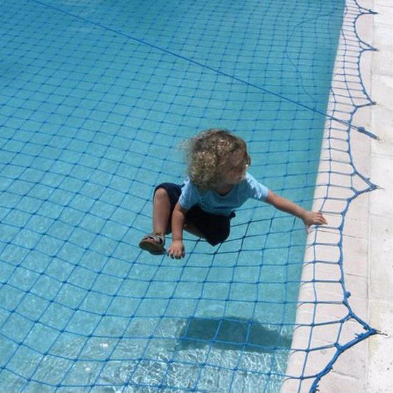 In-ground pool net cover