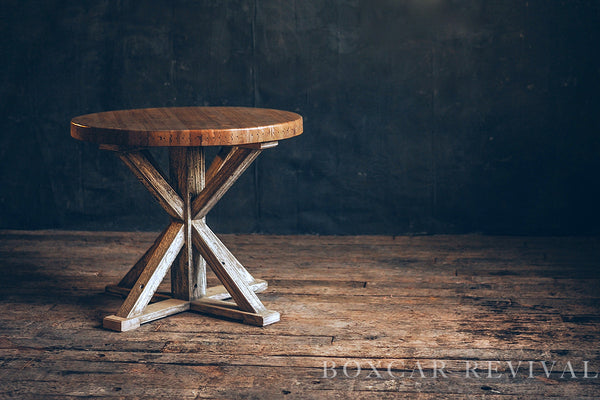 Parlor Pedestal Table Base