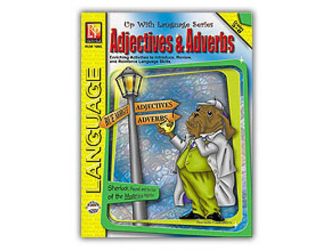 Adjectives and Adverbs Workbook EducationalLearningGames.com