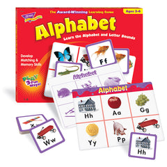 Alphabet Match Me Games - EducationalLearningGames.com