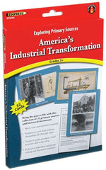America's Industrial Transformation, Exploring Primary Sources - EducationalLearningGames.com