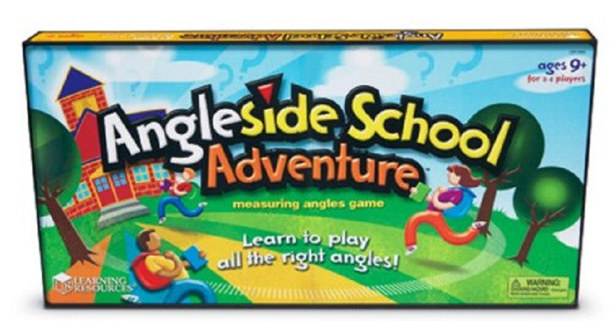 Angleside School Adventure Game
