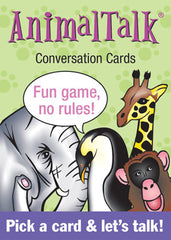 AnimalTalk Conversation Cards Animal Talk