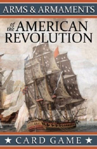 Arms and Armaments of the American Revolution Playing Cards - EducationalLearningGames.com