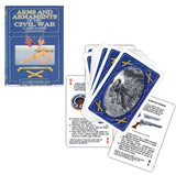 Arms and Armaments of the Civil War Playing Card Game EducationalLearningGames.com