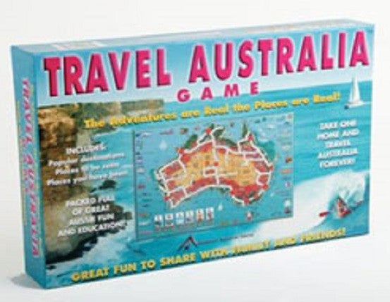 Australia Game Travel Geography
