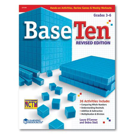 Base 10 Block Workbook