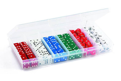 Basic Dice Set - EducationalLearningGames.com