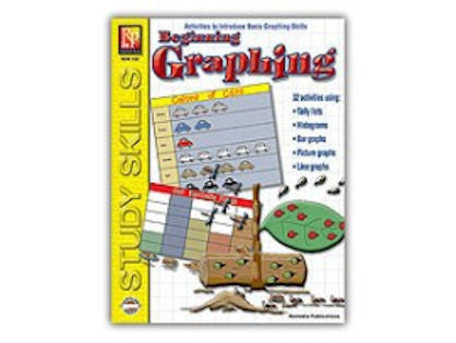 Beginning Graphing Workbook - EducationalLearningGames.com