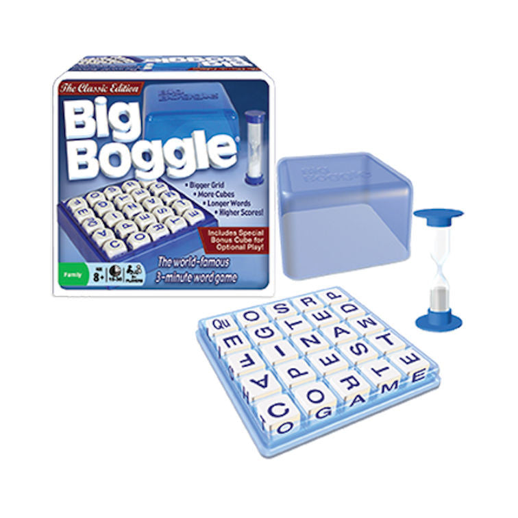 Big Boggle Game - EducationalLearningGames.com