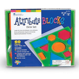 Brights!™ Attribute Blocks Desk Set