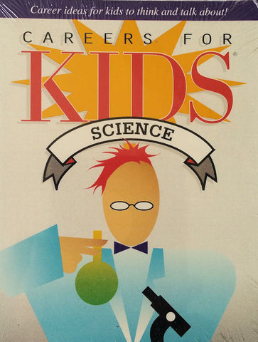 Careers for Kids SCIENCE Cards - EducationalLearningGames.com