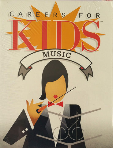 Careers for Kids MUSIC Cards - EducationalLearningGames.com