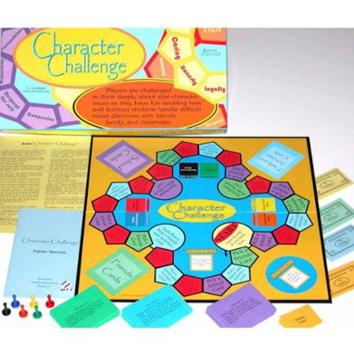 Character Challenge Game - EducationalLearningGames.com