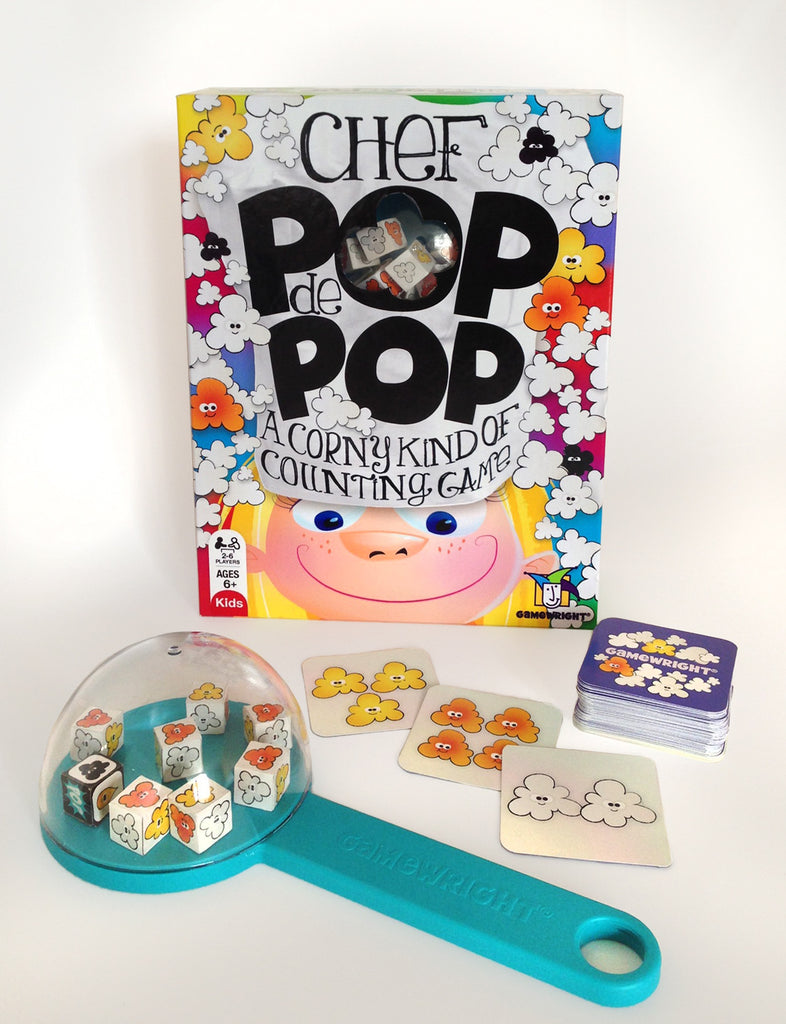 Chef Pop de Pop A Corny Kind of Counting Game - EducationalLearningGames.com