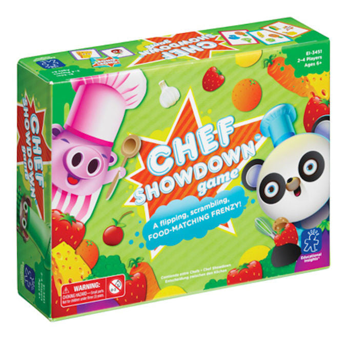 Chef Showdown™ Game
