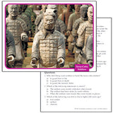 China Reading Comprehension Social Studies Cards - EducationalLearningGames.com