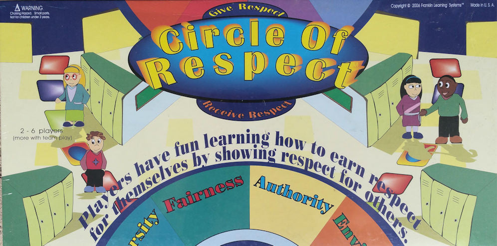 Circle of Respect Game - EducationalLearningGames.com